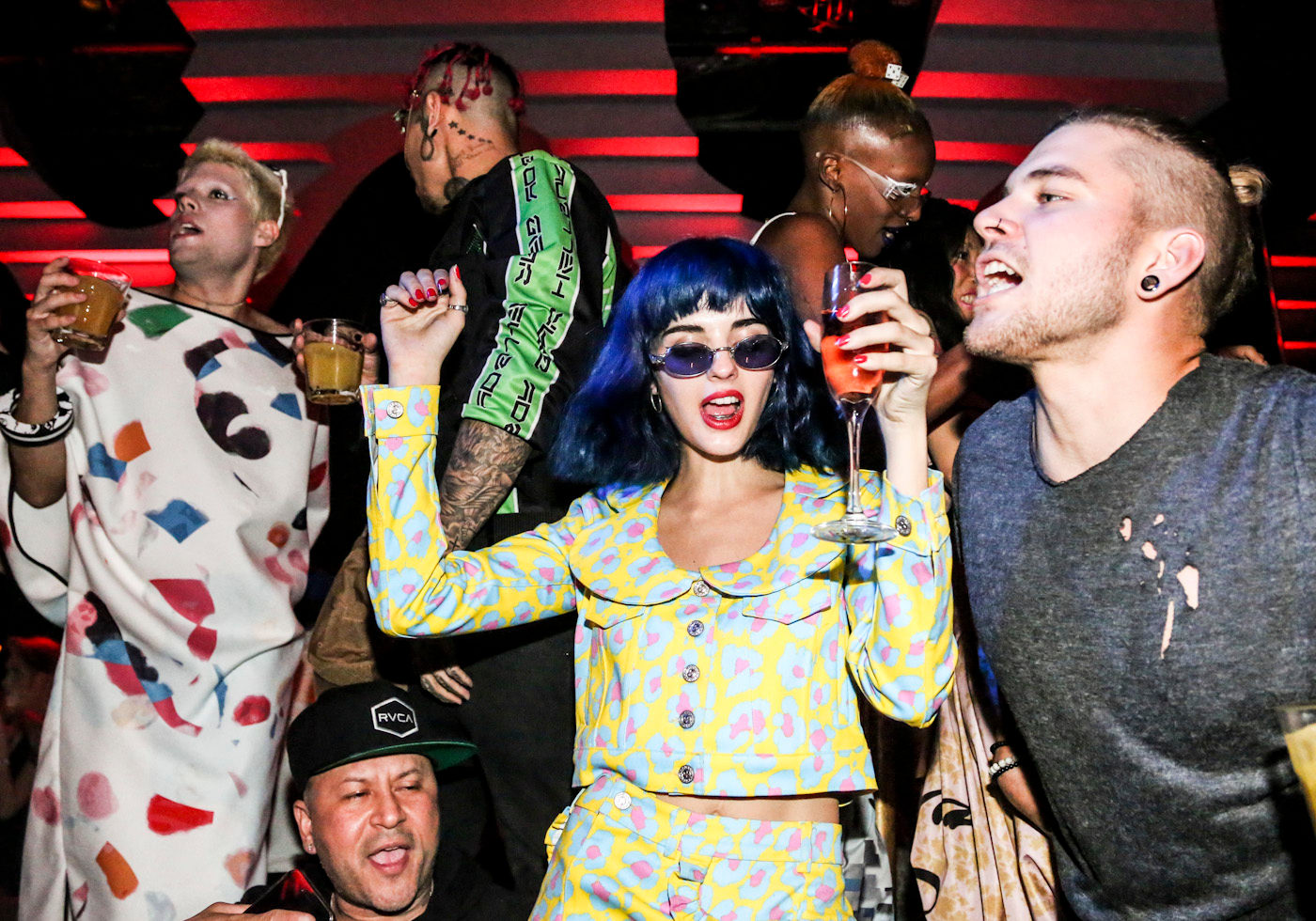 30 Photos That Prove Jeremy Scott Throws The Most Insane Fashion Week Party