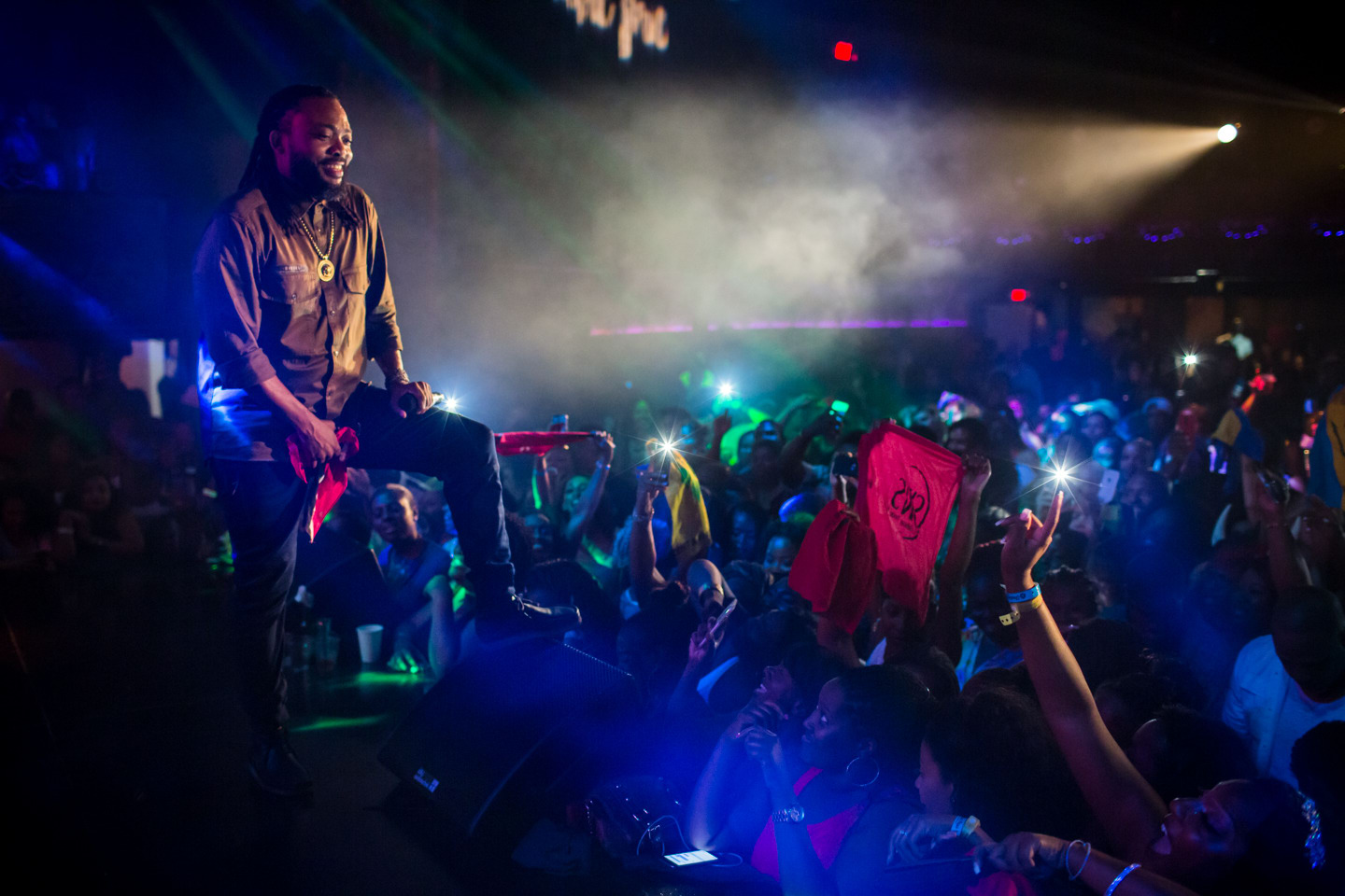 Machel Montano Hosted A Passport Experience For Jack Daniel's Tennessee Fire