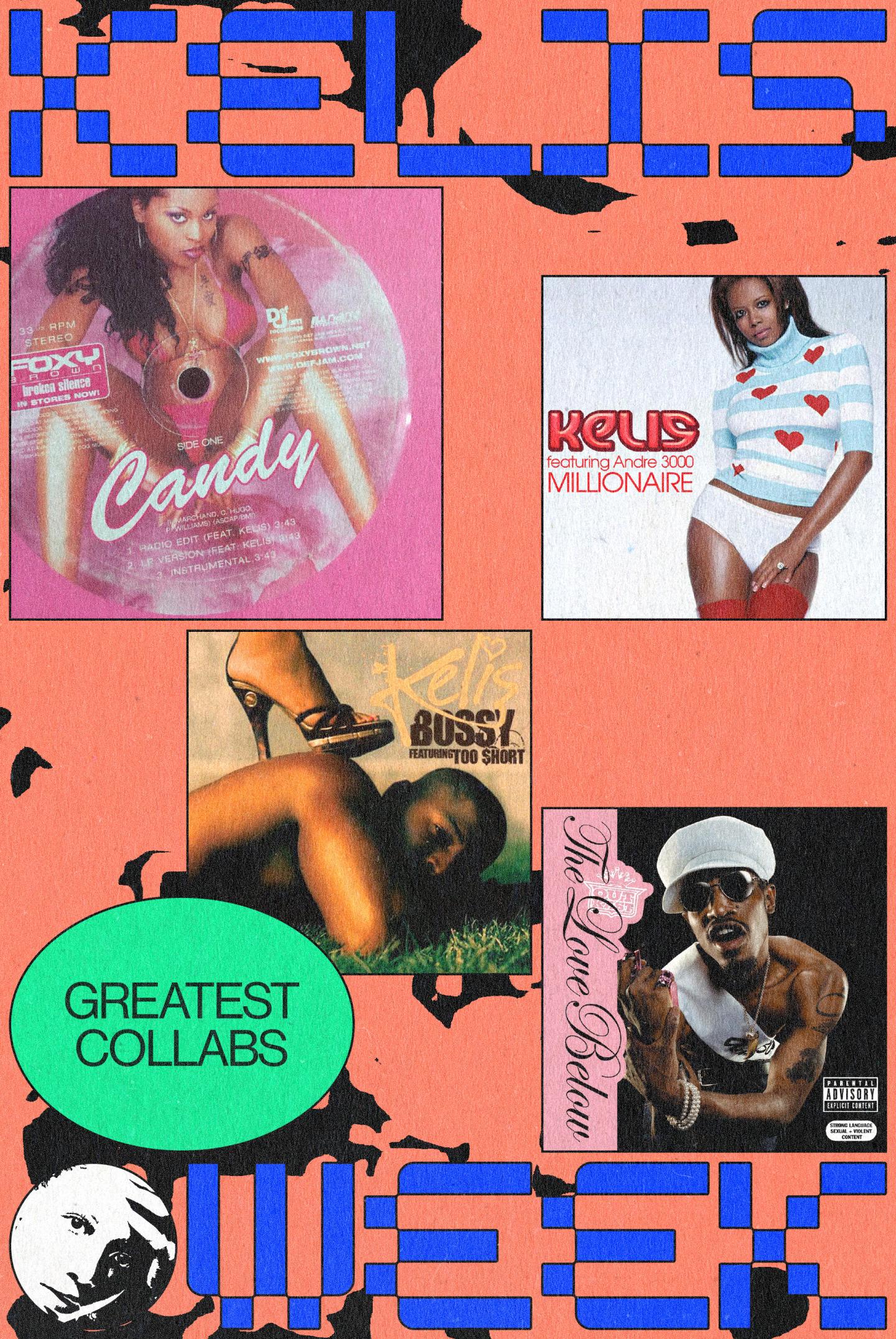 10 perfect Kelis collaborations