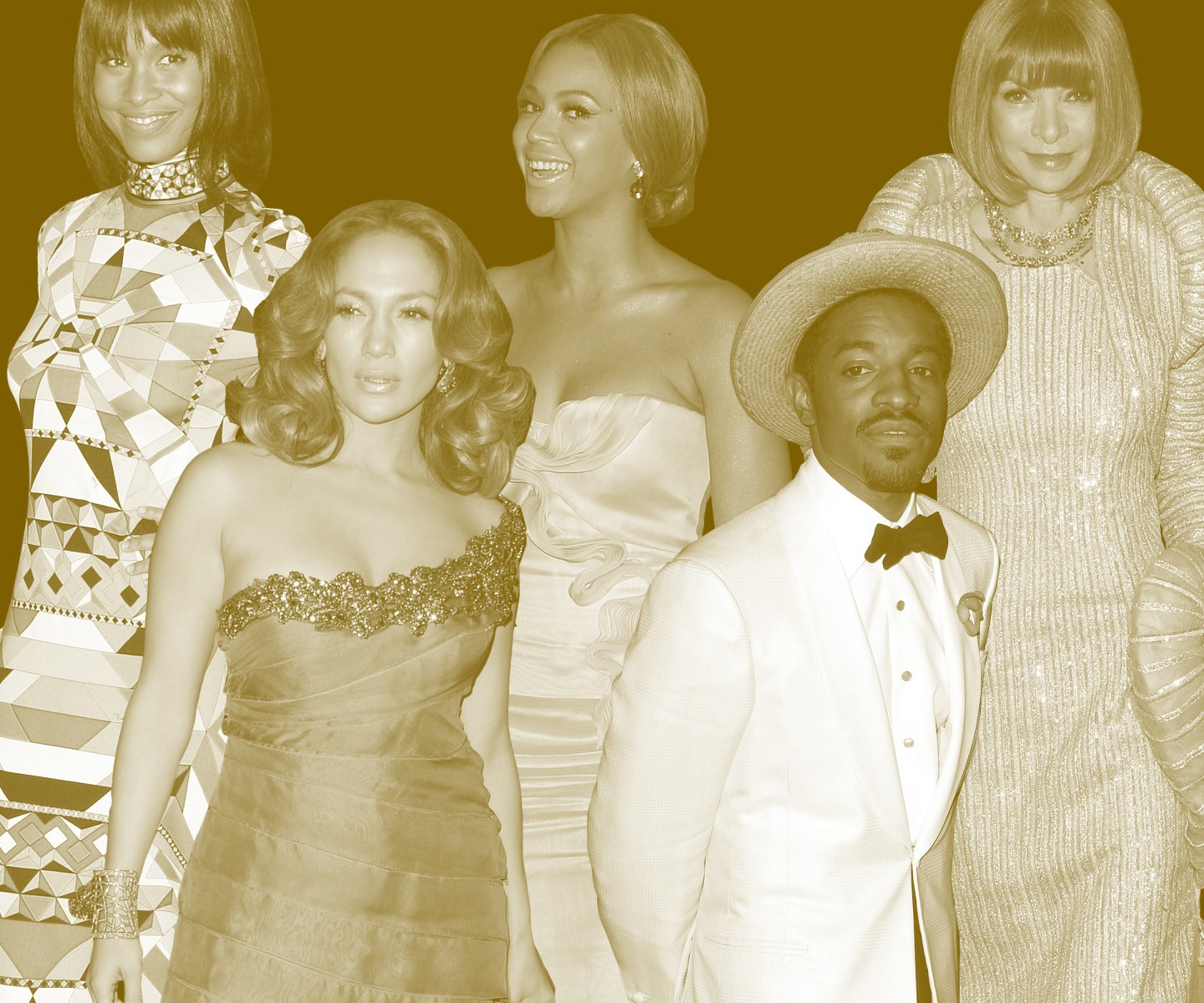 This is what the Met Gala red carpet looked like 10 years ago