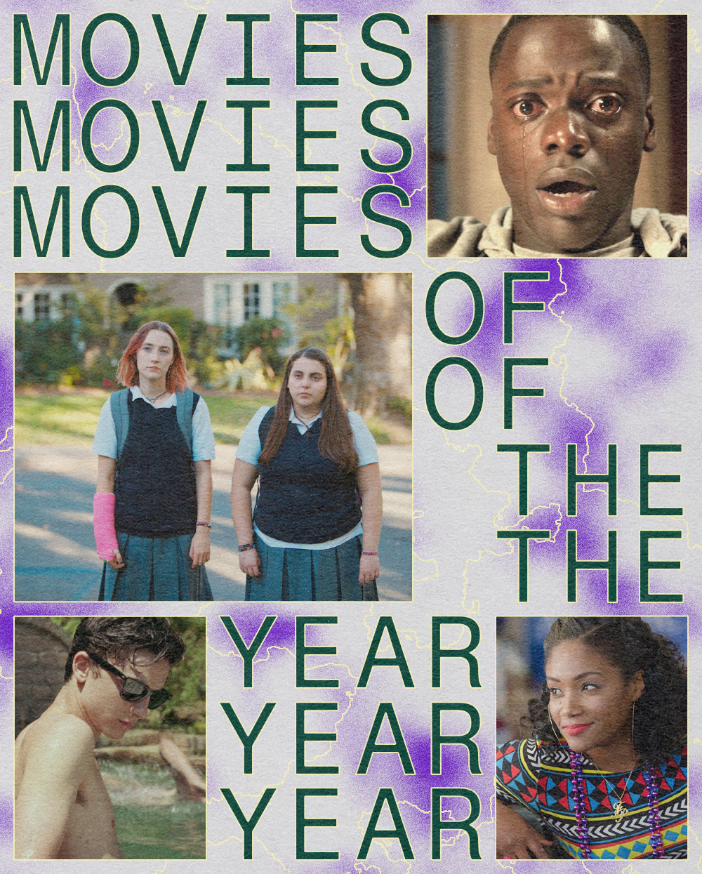 The only good thing about 2017 was the movies