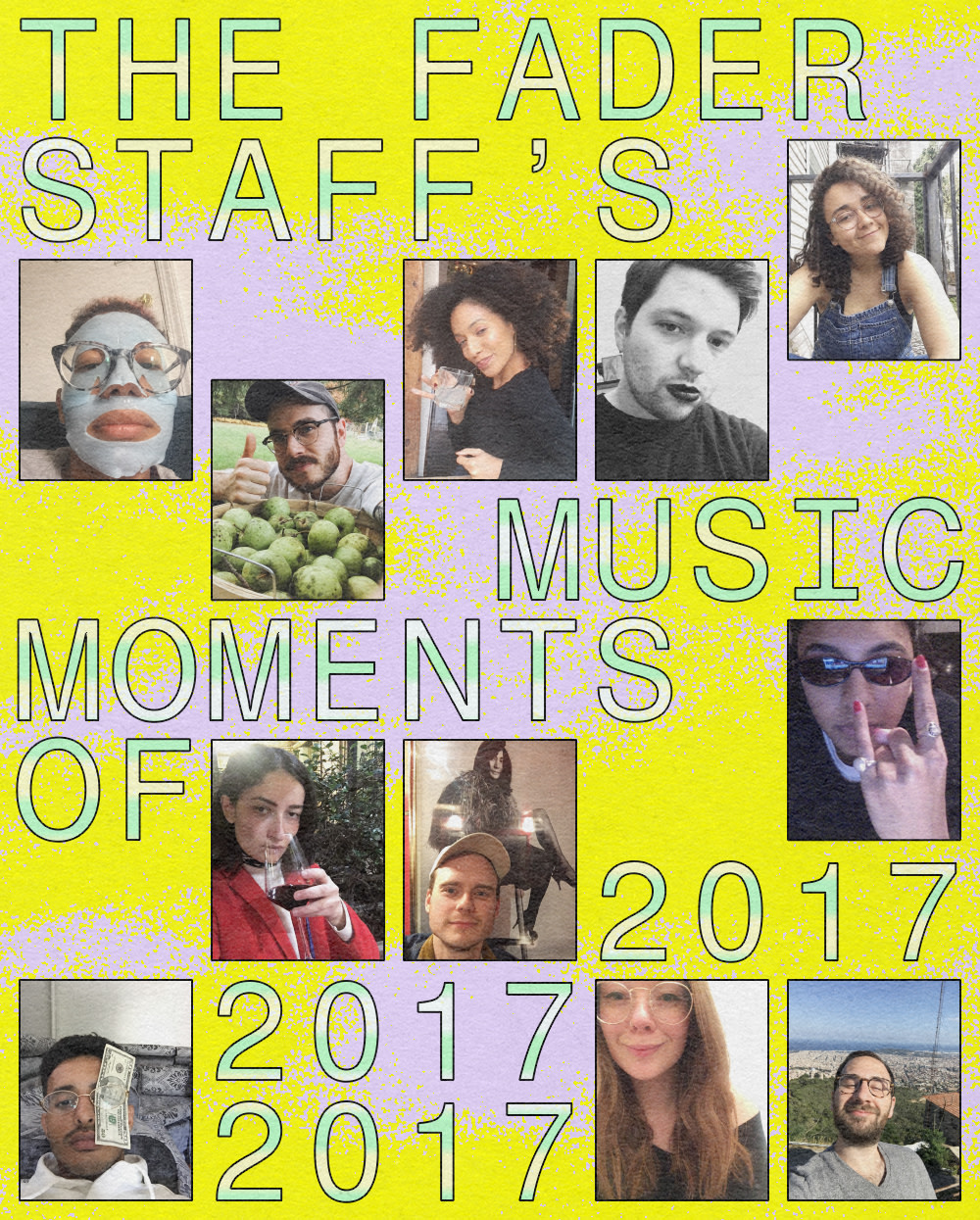 The music moments that moved us in 2017