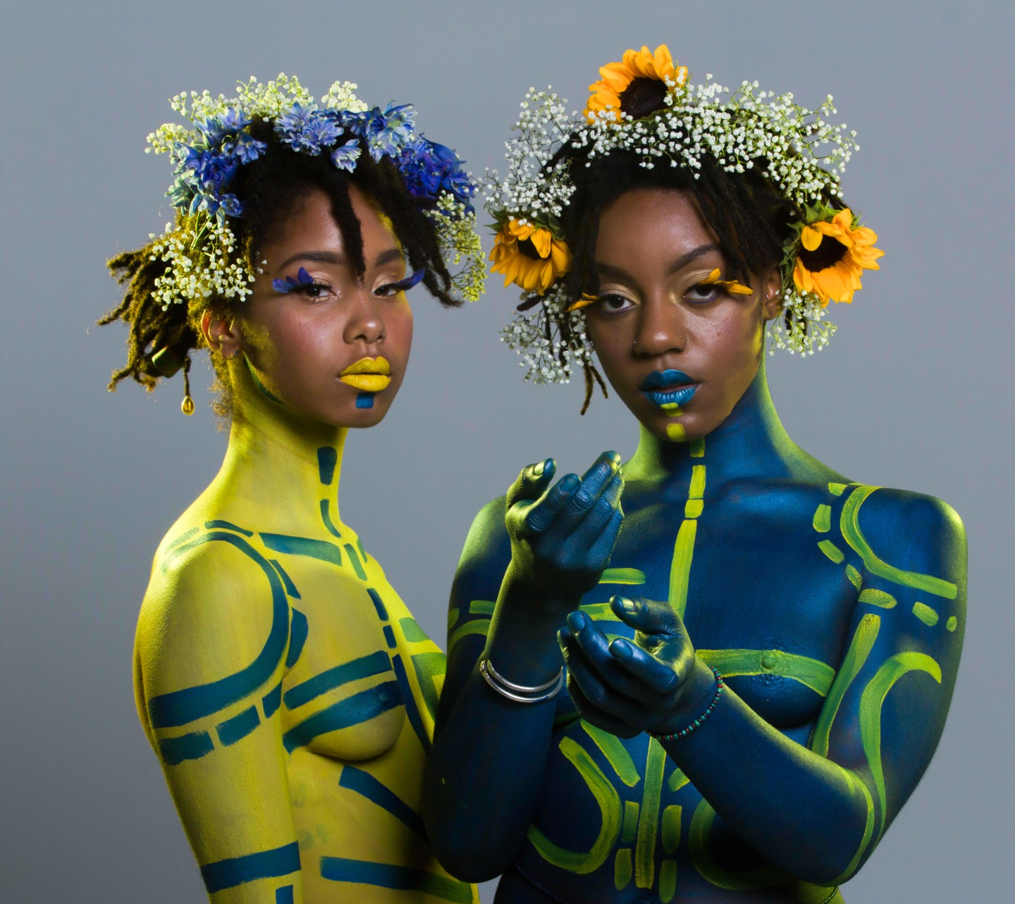 OSHUN Makes R&B With A Fluidity That Speaks To Their Yoruba Namesake
