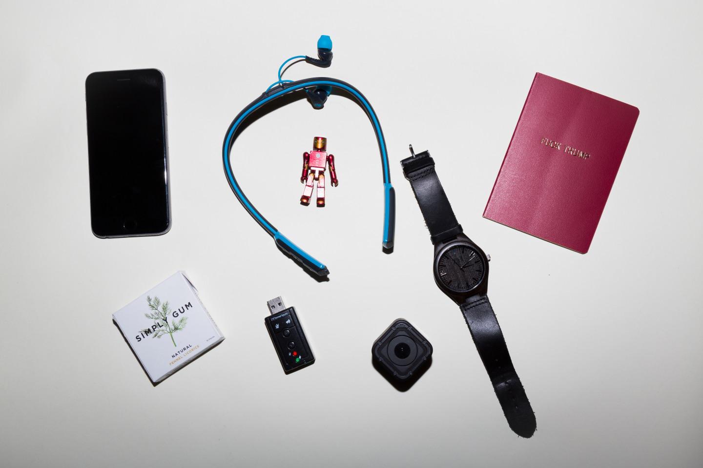 oddCouple: The Things I Carry