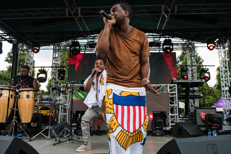 Akon's Passport Experience Festival Had Atlanta Turning All The Way Up