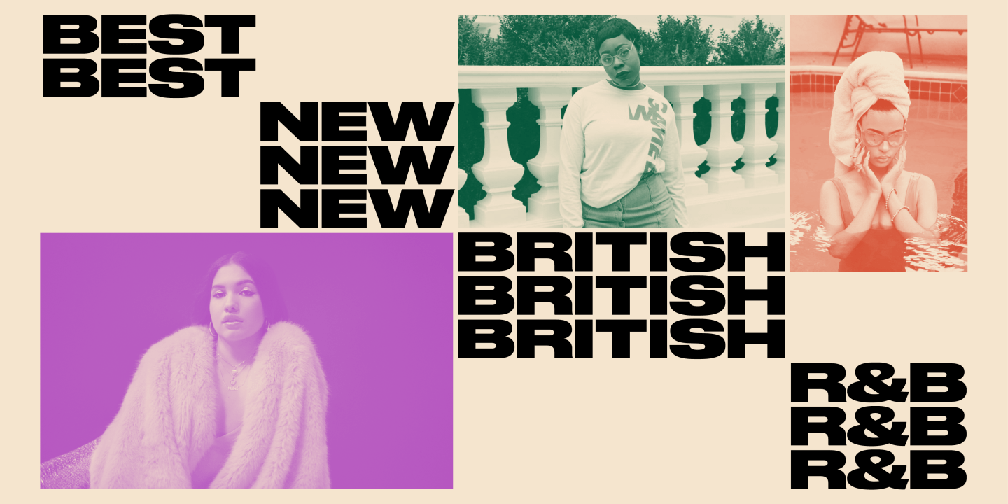 The Best New British R&B