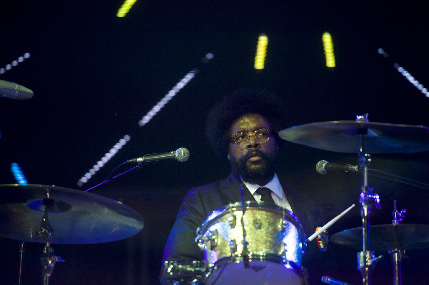 Questlove Explains How The Roots Helped Usher Tap Into His Purest Form