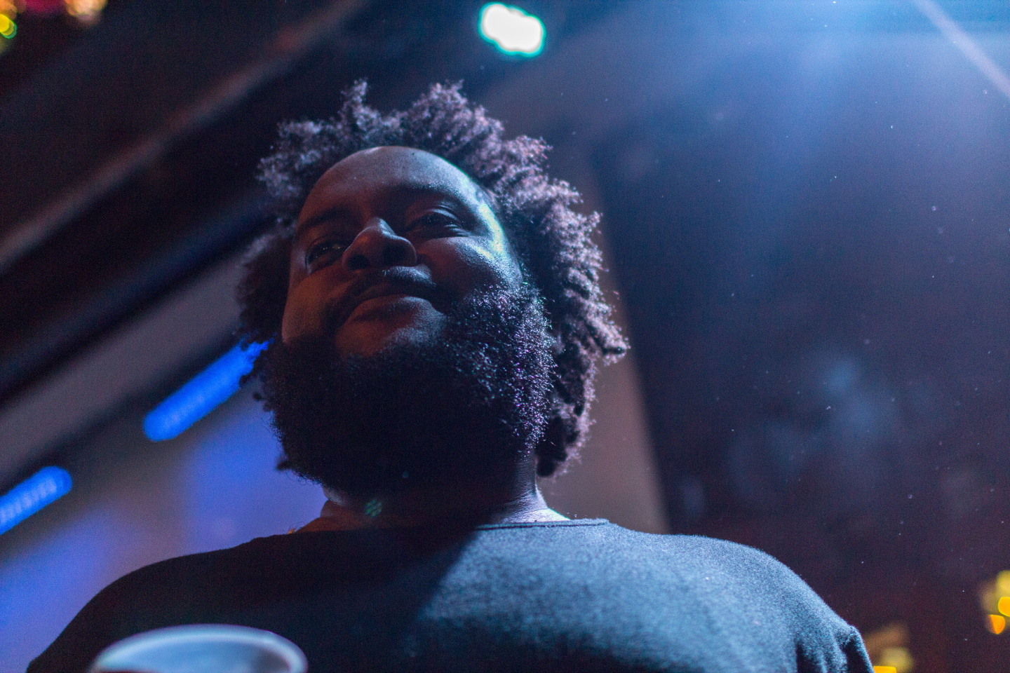 Inside J. Cole and Dreamville's Surprise New York Bar Crawl