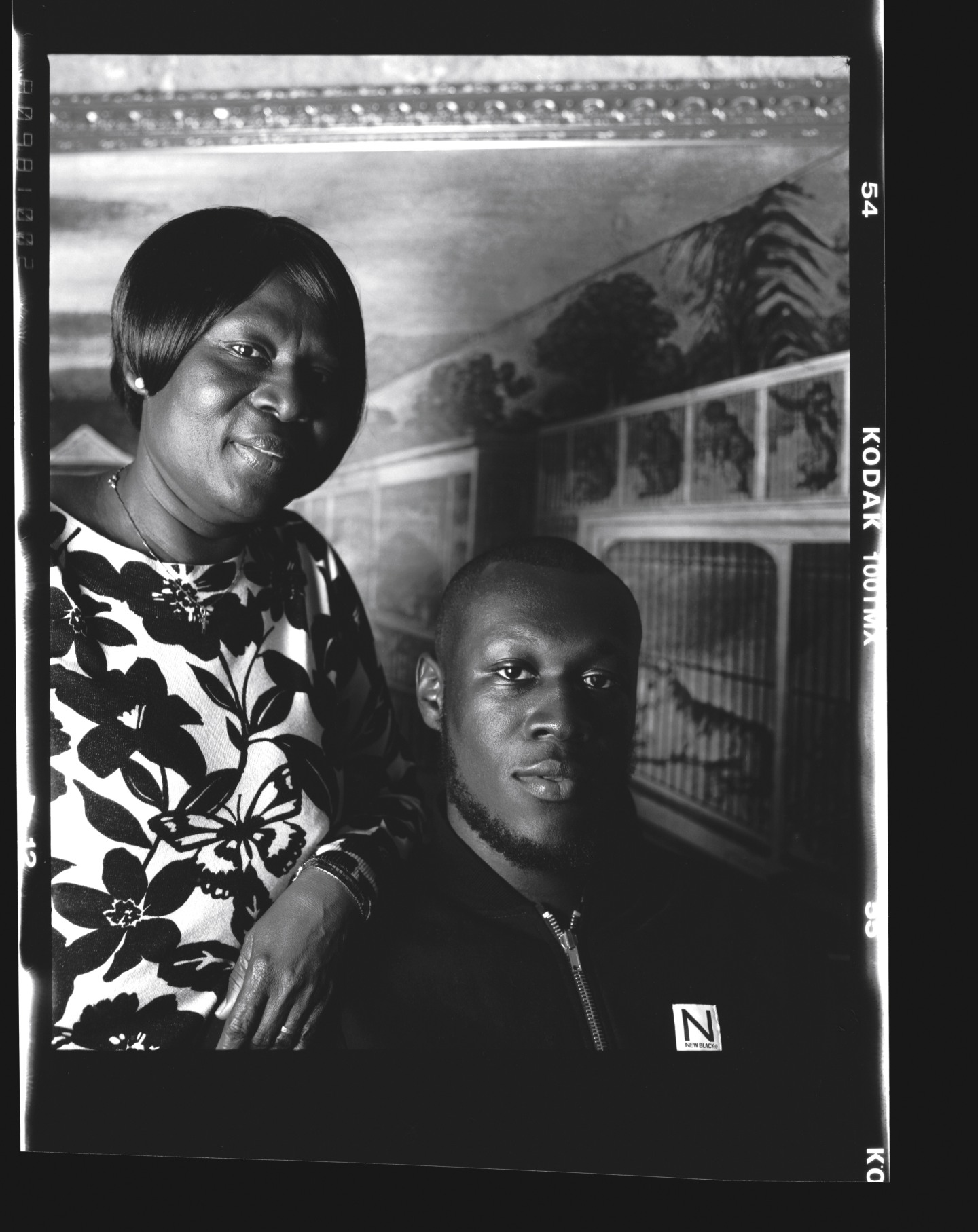 Stormzy's Mom Breaks Down The Personal Secrets Behind Her Son's Public Success