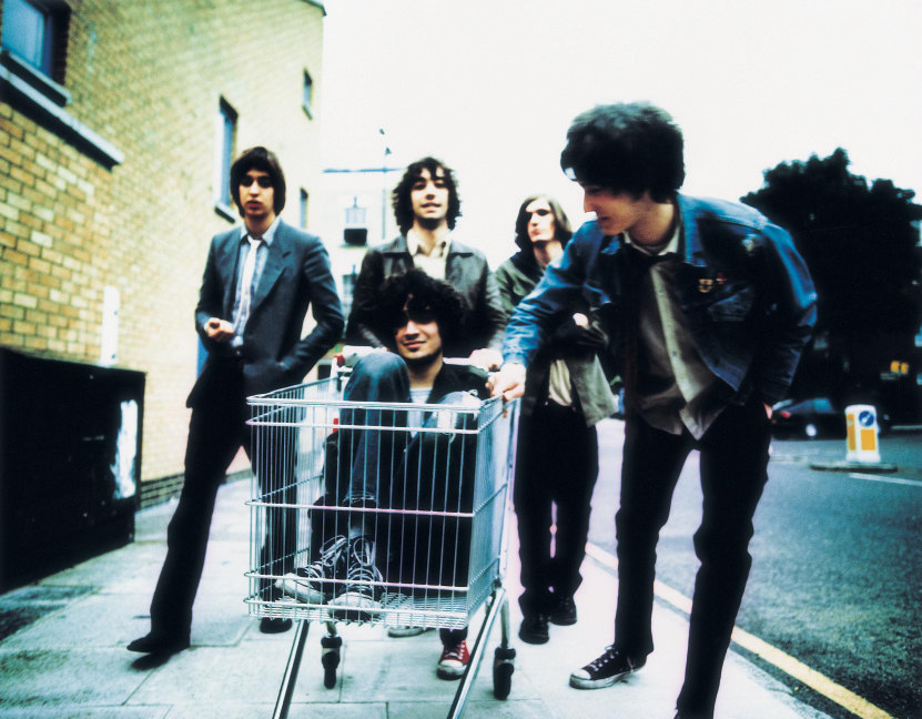 This 2001 Story Of The Strokes' Rise To Fame Is A Rock & Roll Time Capsule