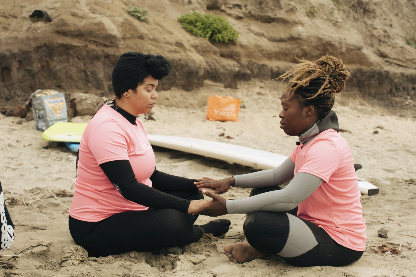 The California nonprofit teaching brown women how to find freedom in the water
