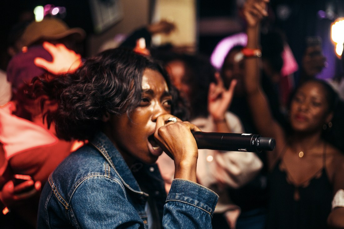 Little Simz And Bibi Bourelly Play Intimate Shows For The FADER X SoundCloud Go