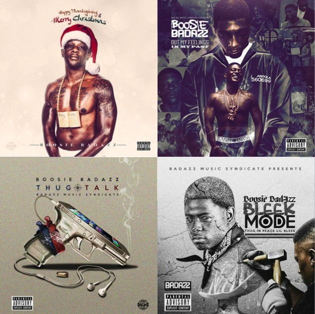 The 25 Best Boosie Songs Of 2016