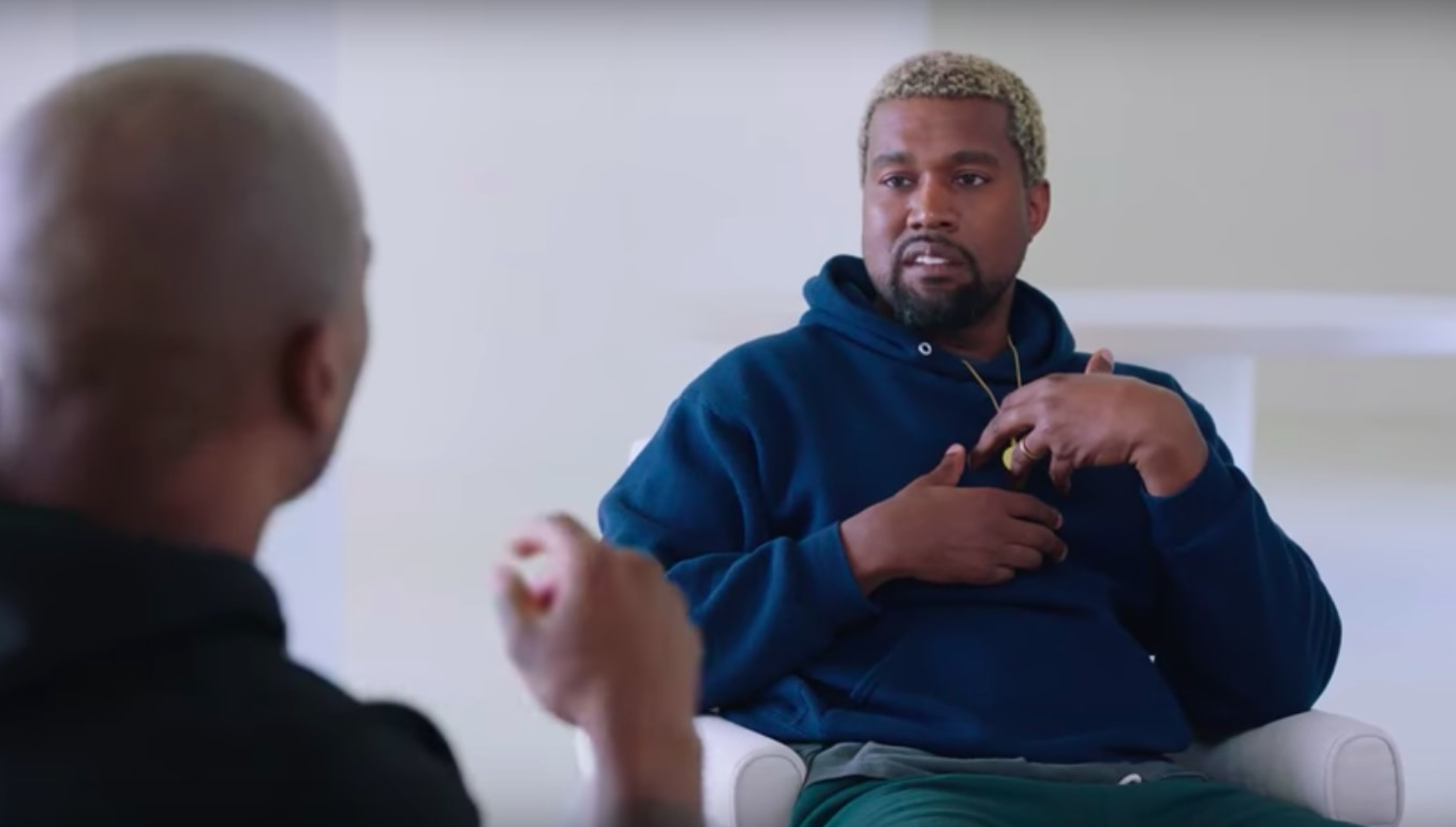 "Here are all the best ""free thoughts"" from Kanye West's interview with Charlamagne"