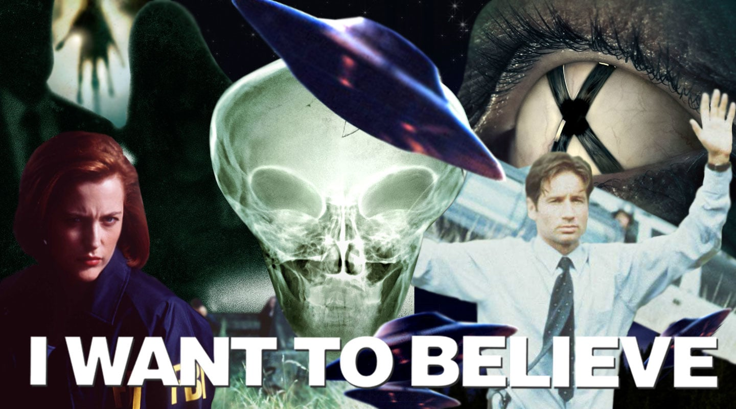 <i>The X-Files</i> Creator Explains How The Show Knew Everything About The Future