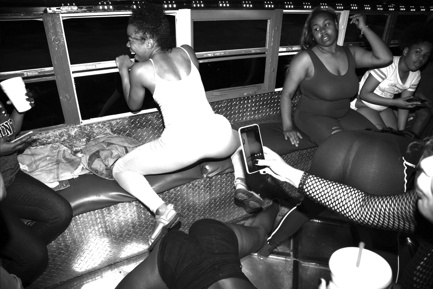 In New Orleans, Party Busses Drive The Legacy Of Bounce Music