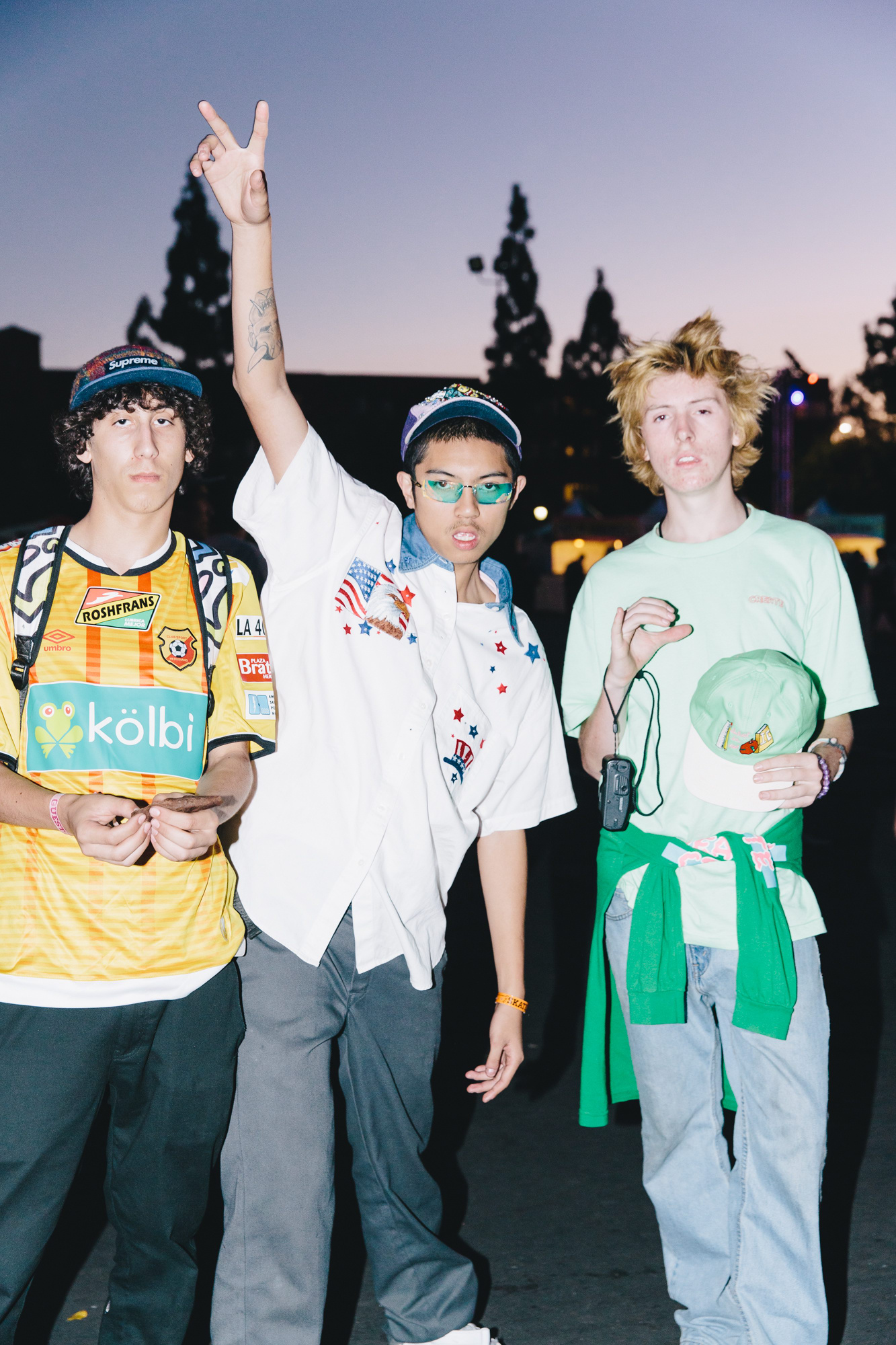29 Pictures That Perfectly Encapsulate Camp Flog Gnaw's Insane Style