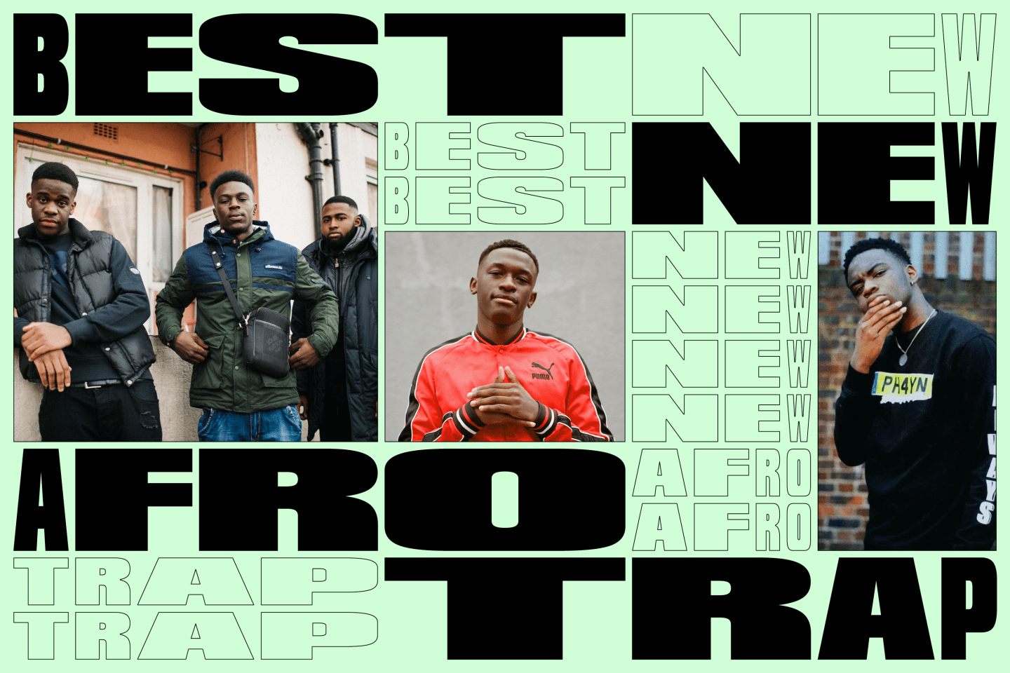 The best new Afro-Trap