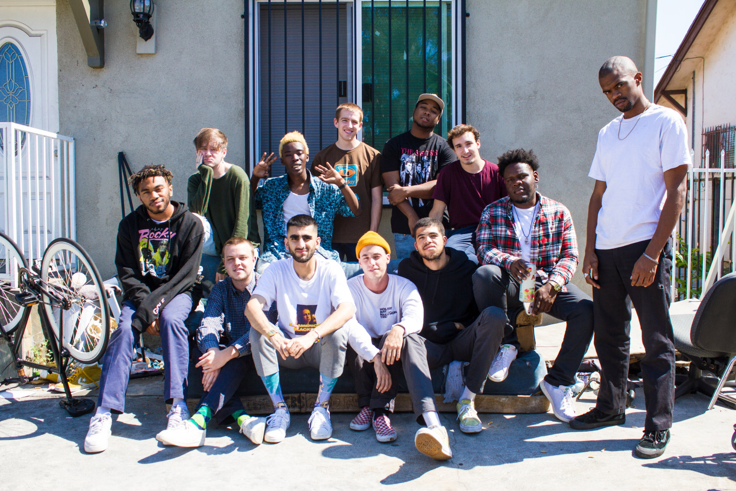 Get To Know The Members Of Brockhampton, A New Kind Of American Boy Band