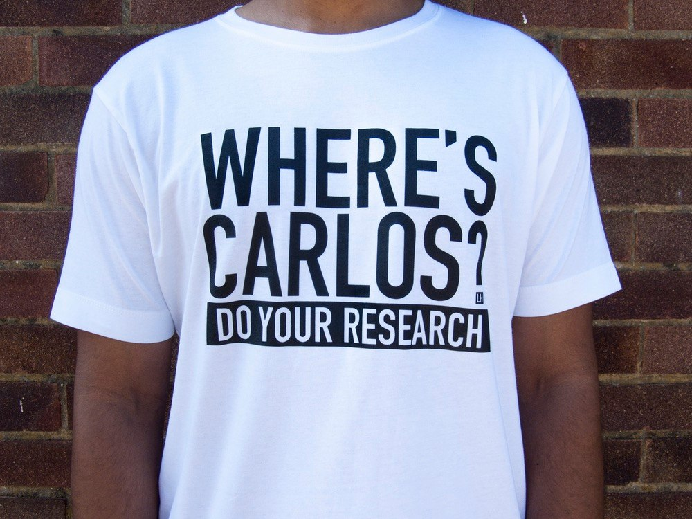 """A Brief History Of """"Carlos,"""" Grime's Mysterious Urban Legend"""