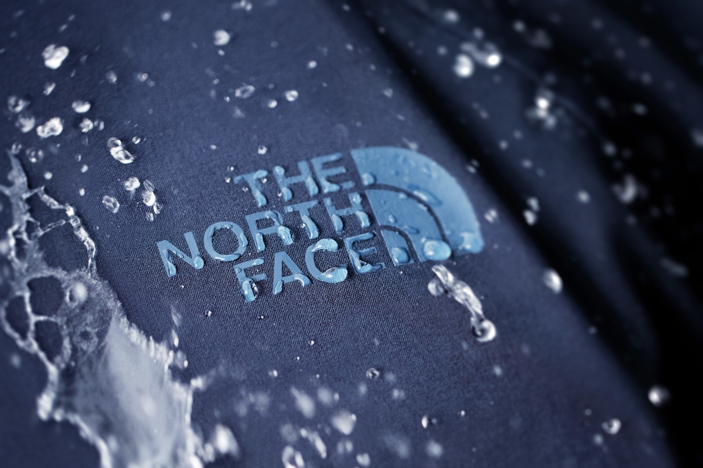 White Denim And North Face Made A Rainy Day Anthem