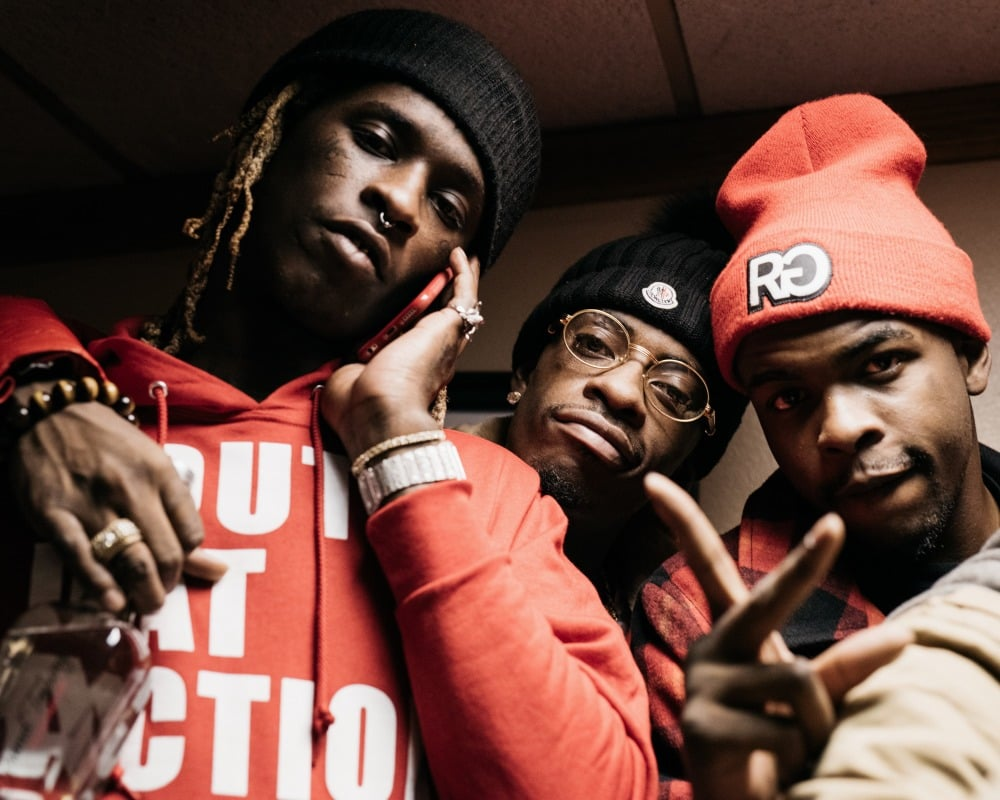 Rich Gang Before The Breakup
