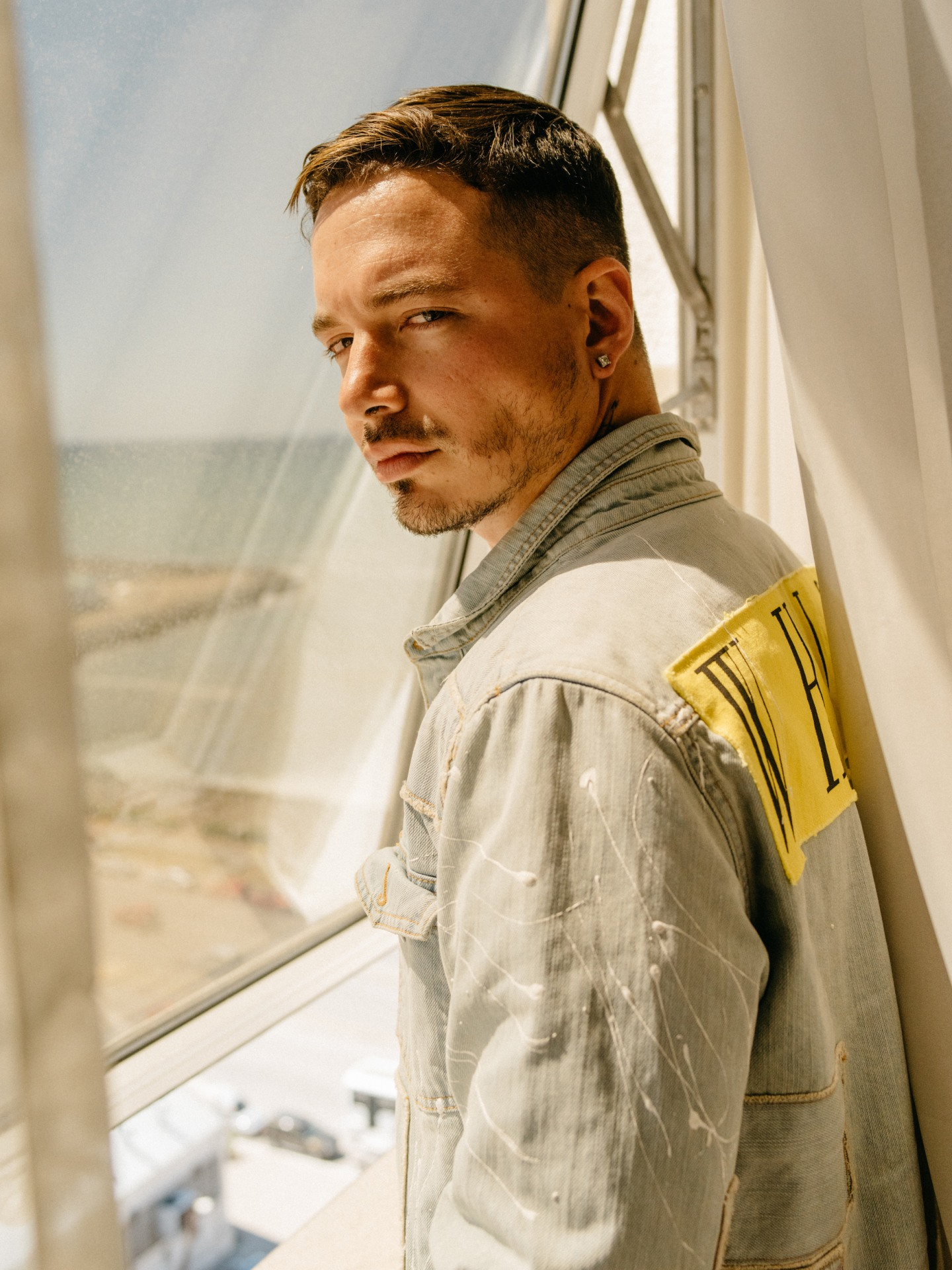 For J Balvin Dignity Is Not Negotiable The Fader