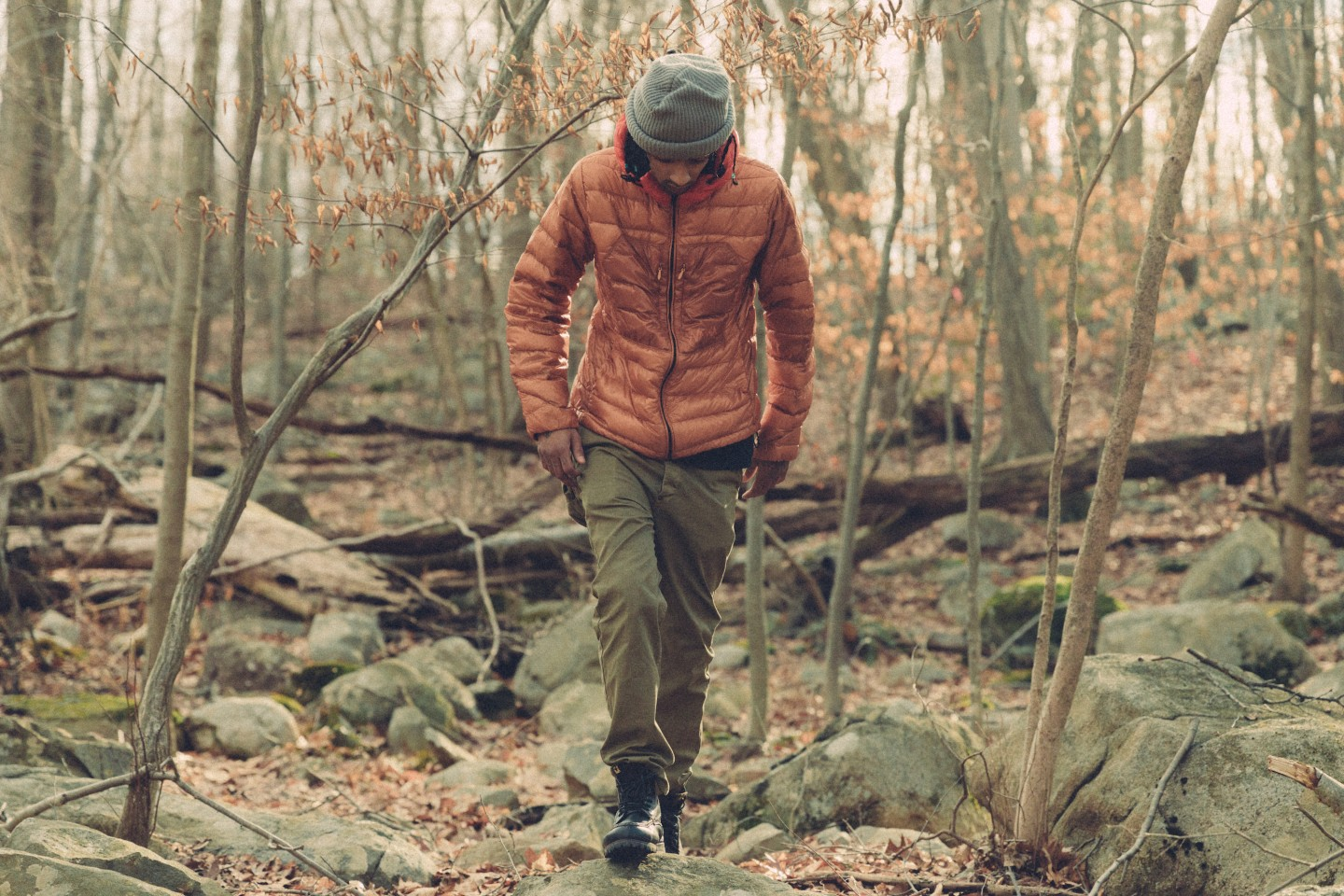Move with purpose: Functional outerwear that works with you