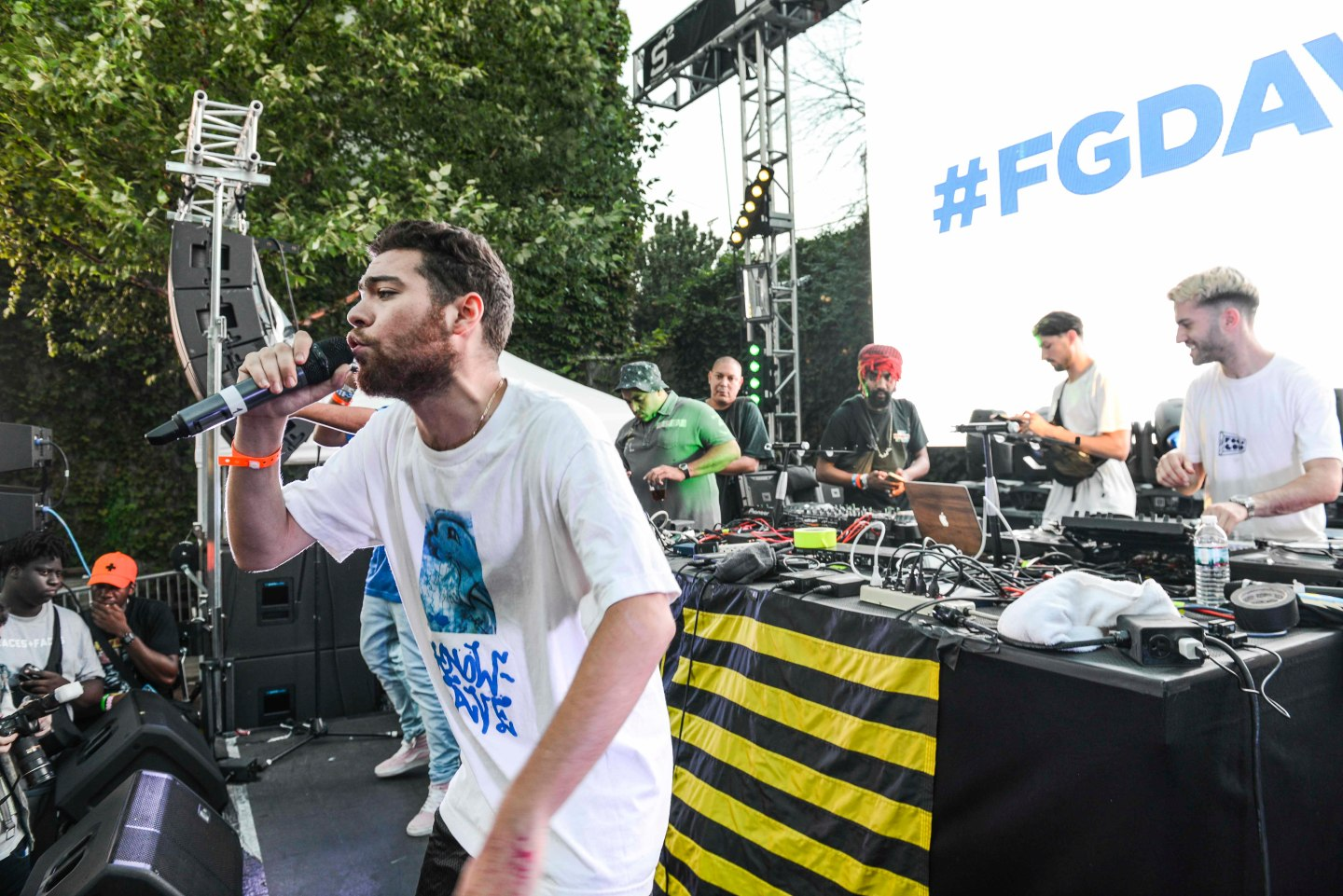 Here's What Fool's Gold Day Off In New York City Was Really Like