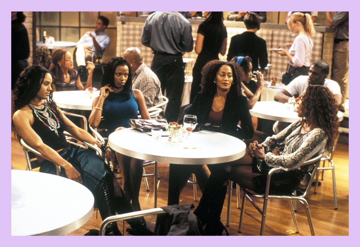 How <i>Girlfriends</i> Made Black Women Feel Good About Themselves