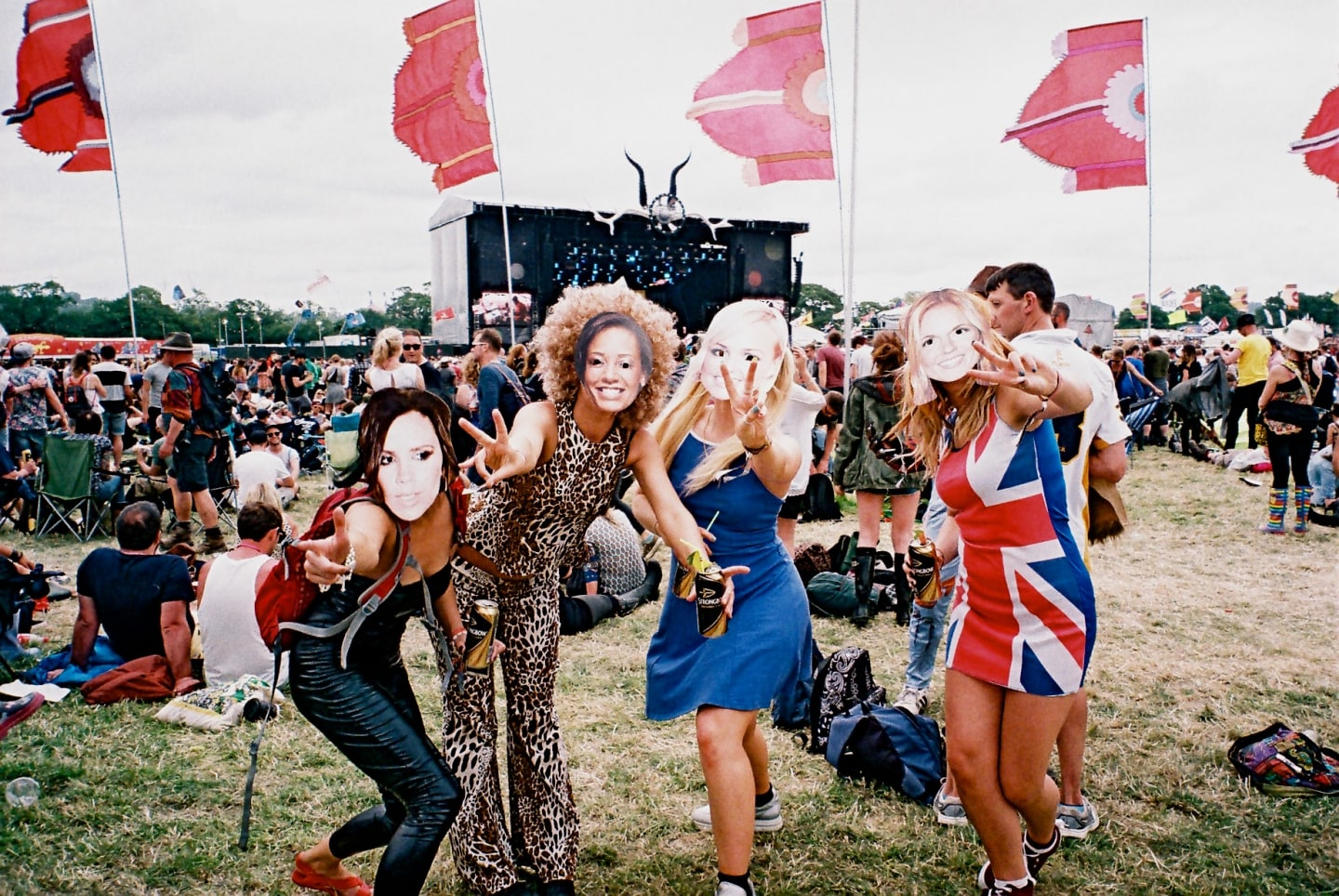 25 Kooky Festival Looks From Glastonbury To Copy This Summer