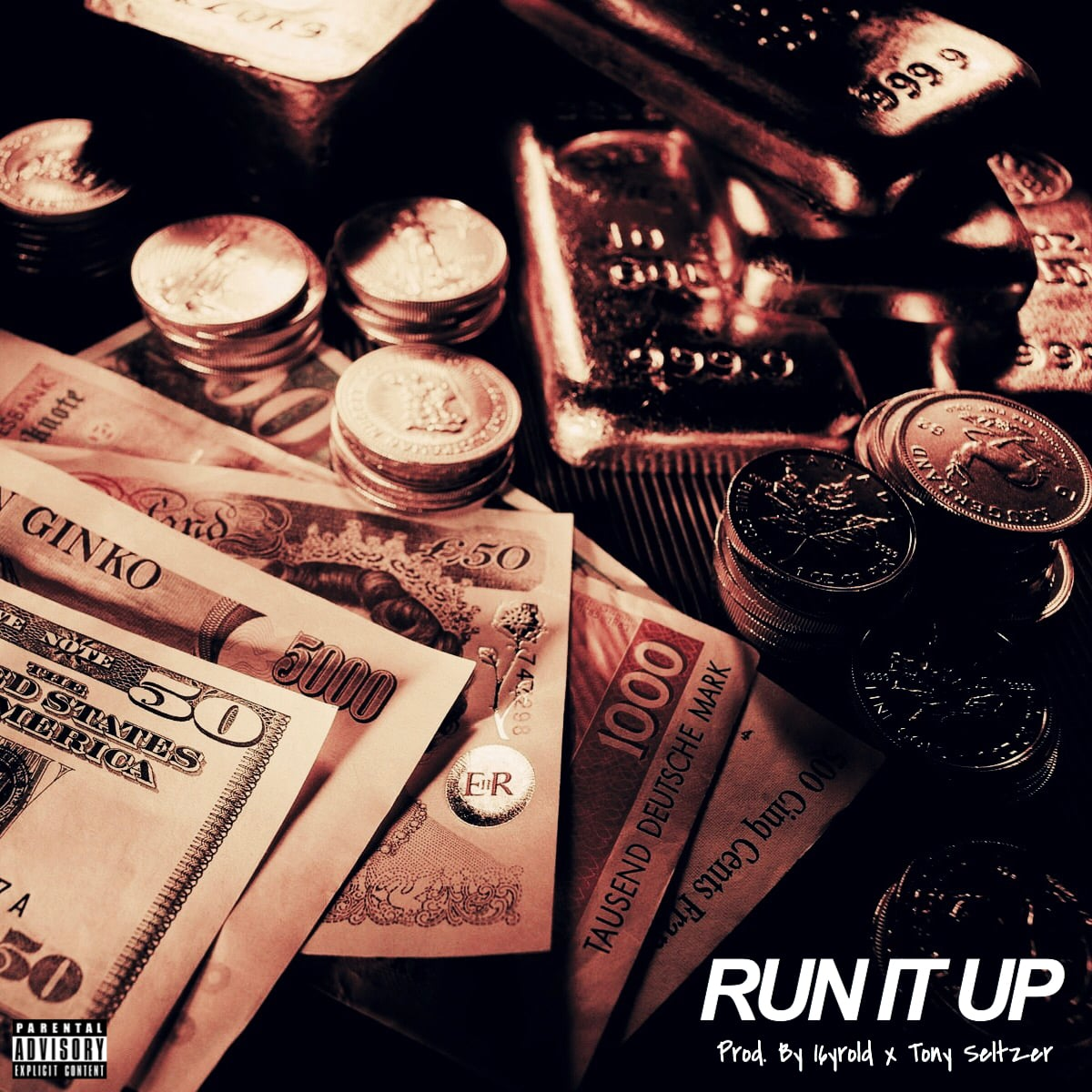 "Gloss Gang Hustle Hard On ""Run It Up"""