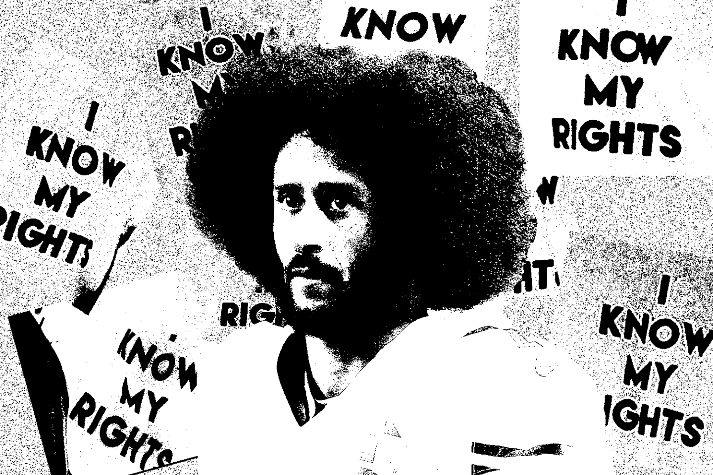 Colin Kaepernick Is Too Good For Football