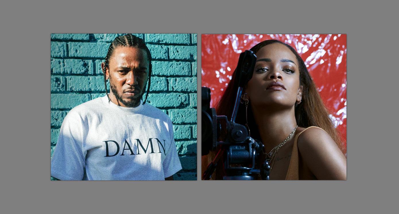 "The Story Behind The Kendrick Lamar And Rihanna Collaboration ""LOYALTY."""