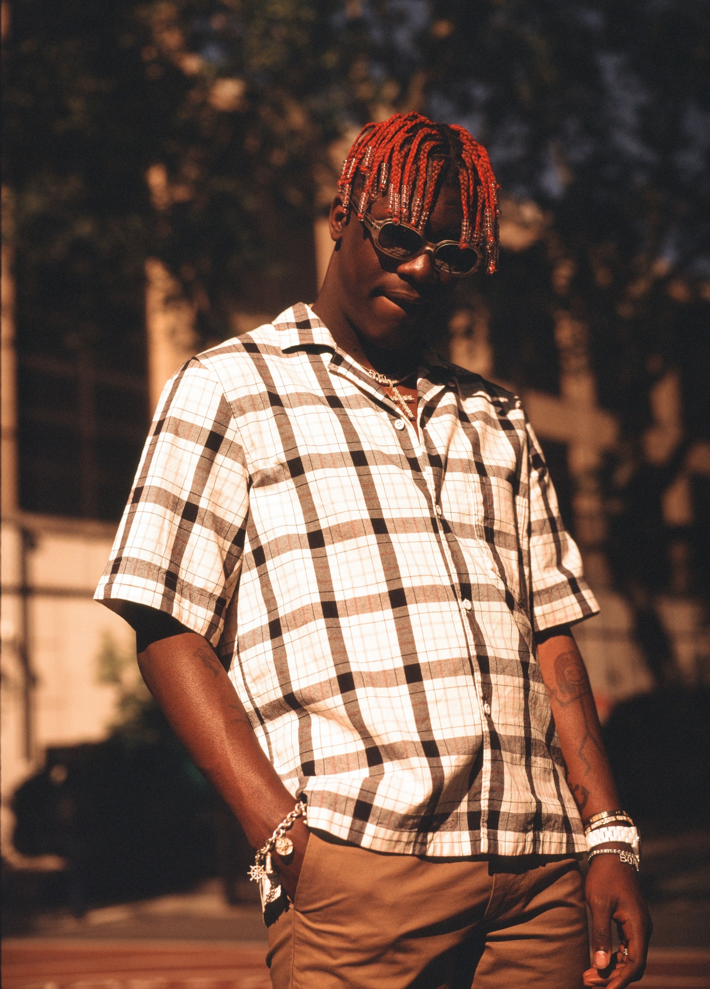The Eternal Sunshine Of Lil Yachty
