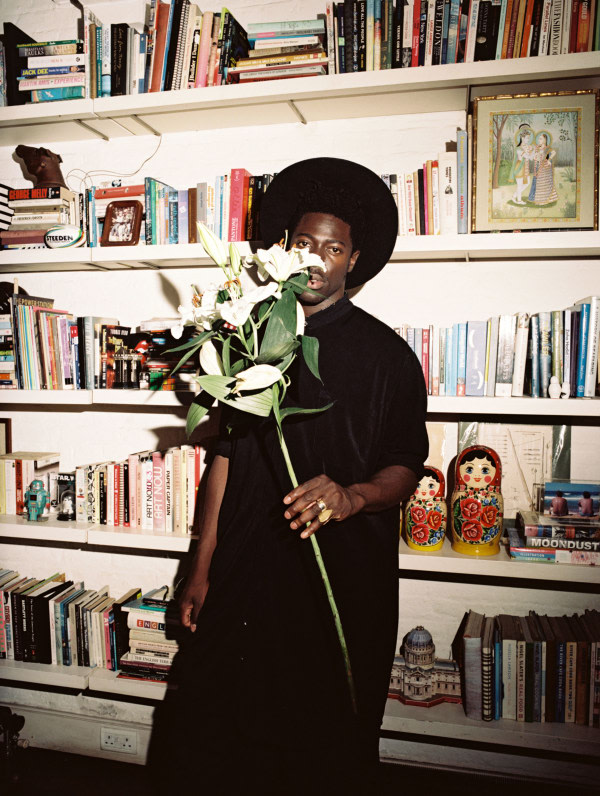 In A World Obsessed With Romance, Moses Sumney Is Happy Alone