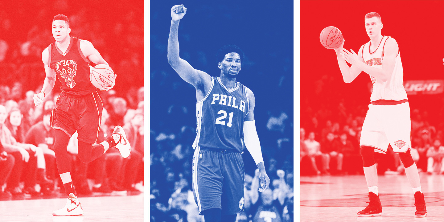 The Dream Of Multiculturalism Is Alive In The NBA