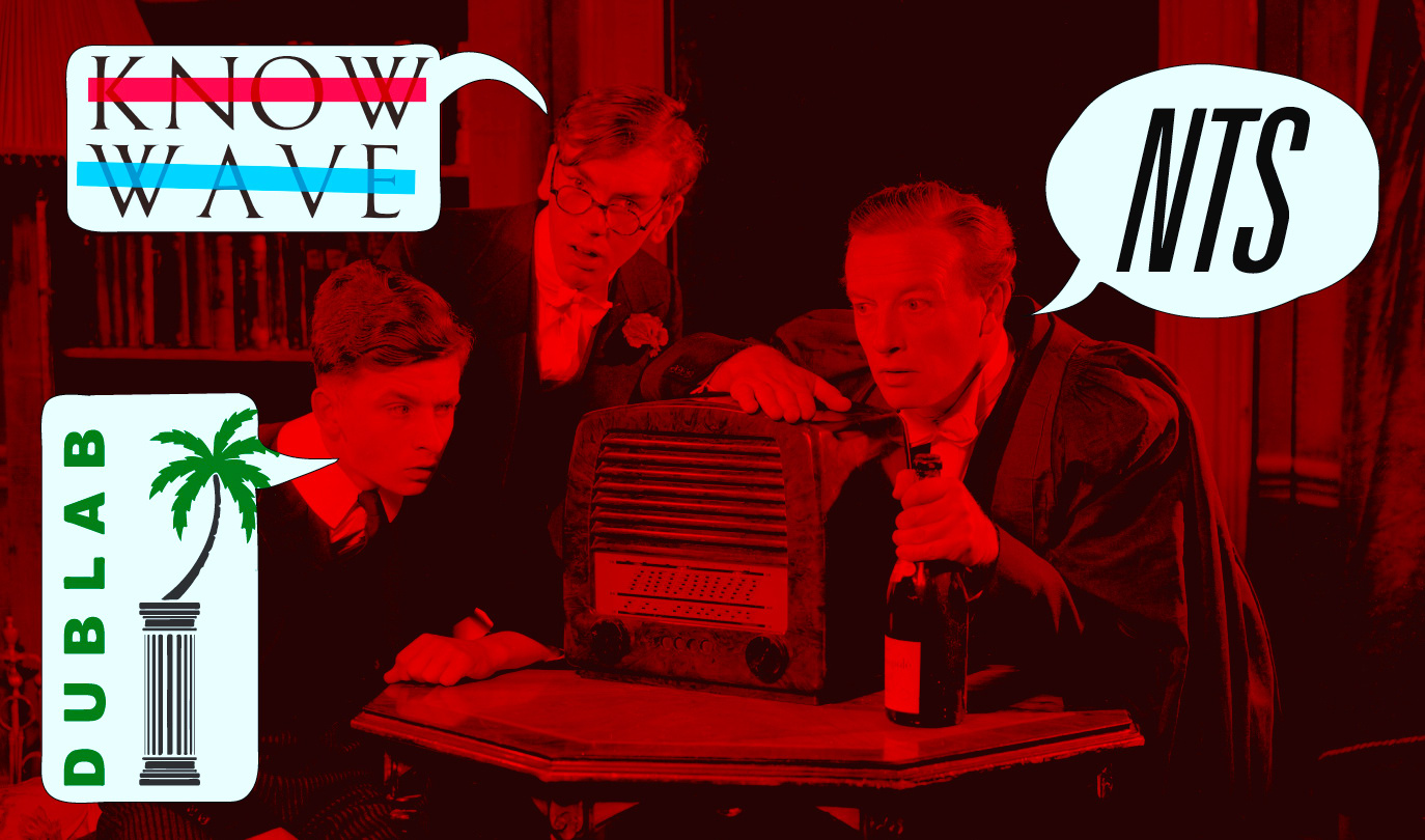6 Must-Hear Web Radio Shows That Beat The Algorithm