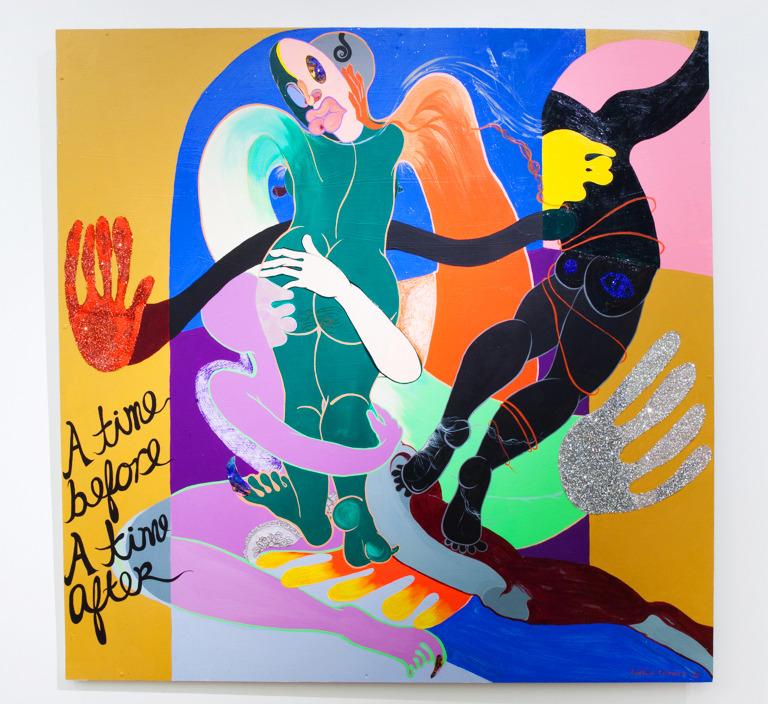 Theresa Chromati's radical, nuanced art is larger-than-life
