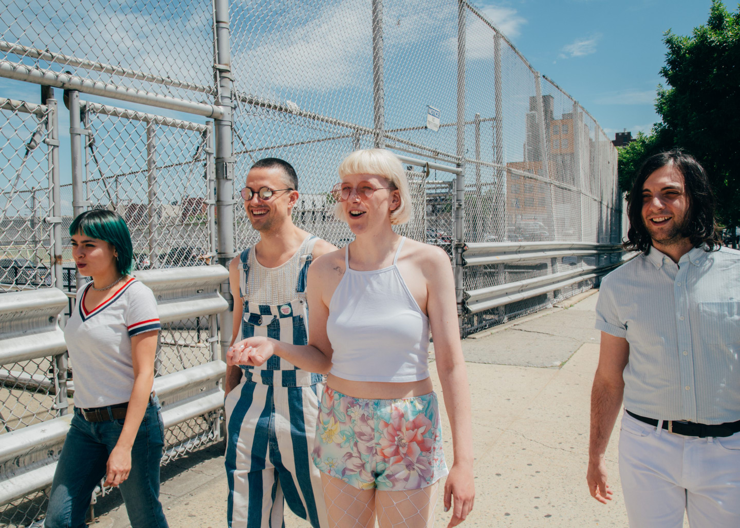 What makes Dilly Dally's return so sweet is them