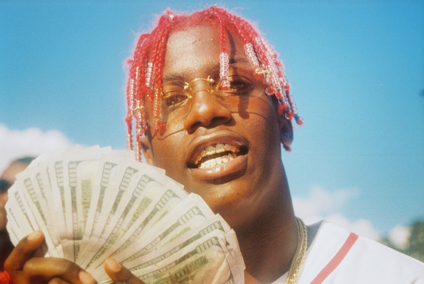 This Is What Making A Movie With Lil Yachty Is Like