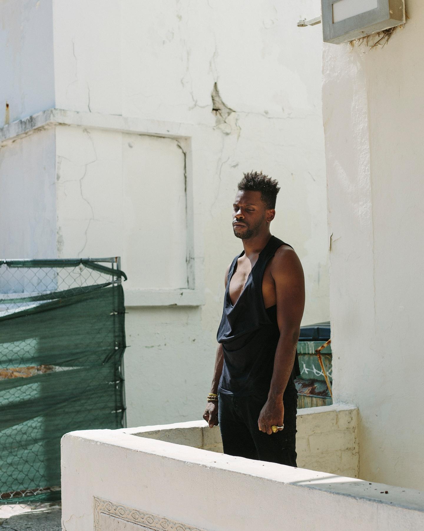 Meet GAIKA, The MC Twisting Frequencies Into A Gothic Black Utopia