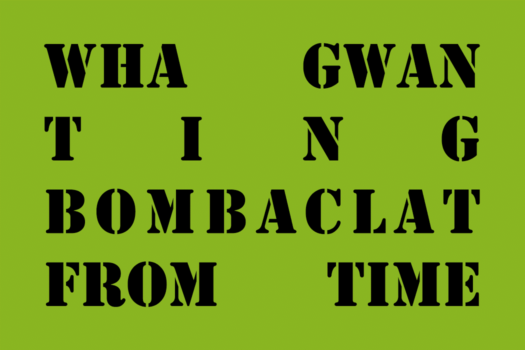 How The Language Of Jamaica Became Mainstream The FADER - What language do they speak in jamaica