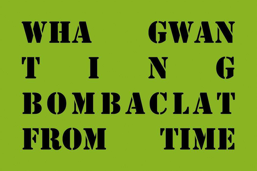 How The Language Of Jamaica Became Mainstream The FADER - What is the official language of jamaica