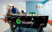 At least 2 million users have accessed Spotify's ad-free service without paying