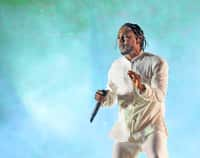 Sales of Kendrick Lamar's DAMN. increased by 236 percent after it won the Pulitzer Prize