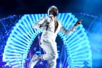 Eminem and Childish Gambino to play Grammys week shows in New York
