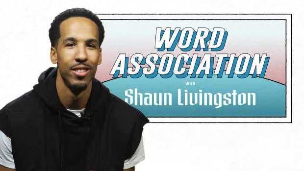 Word Association with NBA champion Shaun Livingston