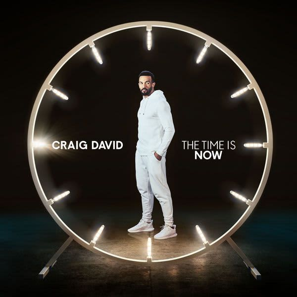 NEW MUSIC FRIDAY: 13/10/17 @SPOTIFY @ASCAP @BMI Craig-david-the-time-is-now