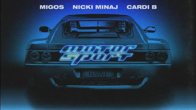 Αποτέλεσμα εικόνας για Migos, Nicki Minaj και Cardi B «Motorsport»